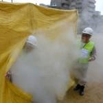 第4回 中津地域 総合防災訓練を開催しました。